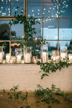Jennifer + John on Style Me Pretty.  Floral: The Southern Table | Photo:  Jessica Gold Photography | Planner: Jen Rios Weddings | Venue: Hickory Street Annex |