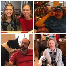 Scenes from the DeLoach family Christmas #christmas2016 #familyfun