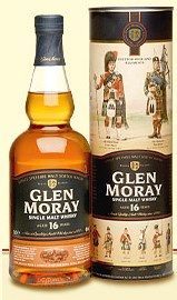 Glen Moray Single Malt Scotch Whisky!