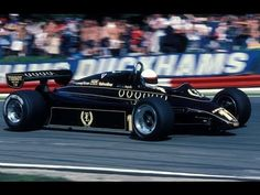 Elio de Angelis - 1982 Lotus-Ford