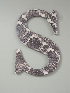 Custom Wooden Letters - Visit my etsy store!  More coming soon.