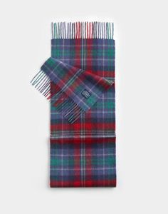 Joules Tytherton Checked Scarf