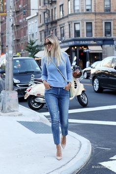 Charlotte Groenveld - Dutch author of the blog The fashion guitar: Moda Gid waysify