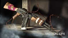 German Sport Guns' Rebel AK-47 offers a little post-apocalyptic flair for your next outdoor adventure.