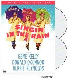 Amazon.com: Singin' in the Rain (Two-Disc Special Edition): Gene Kelly, Donald O'Connor, Debbie Reynolds, Busby Berkeley, Irving Berlin, Irving Brecher, Nacio Herb Brown, Leslie Caron, Saul Chaplin, Cyd Charisse, Betty Comden, Stanley Donen, David Thompson, Peter Fitzgerald, Andrew Reichsman, Adolph Green: Movies & TV