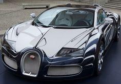 Bugatti Veyron Grand Sport L'Or Blance