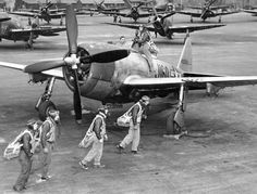 P47 pilots
