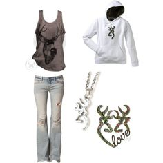 Country outfit/ casual outfit