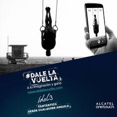 #Dalelavuelta y busca ese ángulo fantástico y diferente de tu ciudad. Expresa en un foto esa visión creativa y hasta divertida de tu ciudad. ¡No es una simple foto, es una foto FANTÁSTICA DESDE CUALQUIER ÁNGULO! Ingresa YA y participa para ganarte uno de dos #Idol3 que regalaremos semanalmente y un viaje por toda Latinoamérica. Ingresa en www.dalelavuelta.com para más detalles.