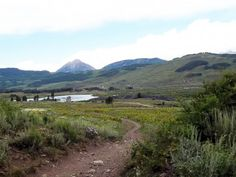 26 miles and 5 trails to mountain bike ride in Crested Butte, Colorado