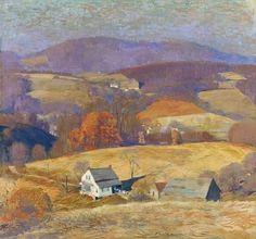 Daniel Garber (1880 - 1958)