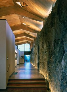 The Wildcat Ridge Residence in Aspen, Colorado by Voorsanger Architects