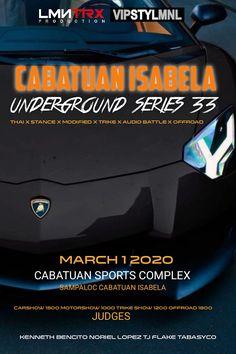 Car show alert! Underground Series, Show Must Go On, Sports Complex, Car Show, Philippines, Battle
