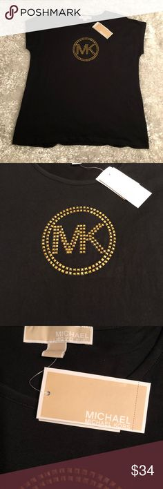 NWT Michael Kors Top Brand New With Tags Never Worn Michael Kors Top. Michael Kors Tops Tees - Short Sleeve