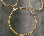 upcycled guitar string jewelry....wives of guitar players- create!