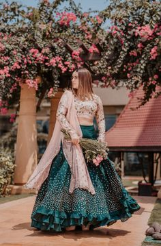 Summer Wedding Outfits I Love! – Love And Other Bugs Source by divakshi Indian Wedding Gowns, Indian Bridal Lehenga, Indian Gowns Dresses, Indian Bridal Outfits, Indian Bridal Fashion, Indian Fashion Dresses, Indian Designer Outfits, Red Lehenga, Choli Designs