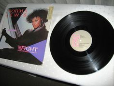 Norma Lewis ‎- The Fight (For The Single Family) UK 1984 Maxi excellent