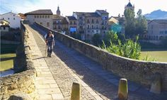 El camino de Santiago de Compostela is the crown jewel of Spanish walking trails.  The pilgimage began as an act of faith as Europeans crossed Spain to visit the sacred tomb of Saint James.  A 1,000 years later, pilgrims and travelers are still drawn to the journey.