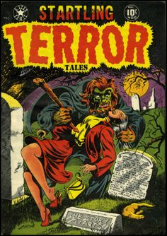 Fantasy Ink: Pre-Code Horror Comics