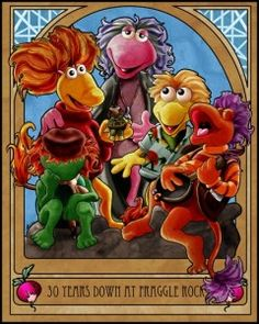 30 Years Down at Fraggle Rock