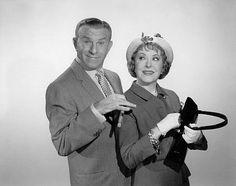 George Burns and Gracie Allen, 1956
