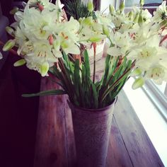 Welcome 1st Day Of Spring - Flower arranging TIPS