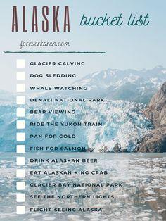 Alaska Travel, Alaska Cruise, Travel Usa, Alaska Honeymoon, Alaska Trip, Alaska Northern Lights, See The Northern Lights, Glacier Bay National Park, Alaska Adventures