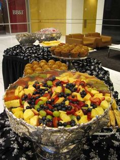 Whether your event requires a HOT breakfast full of biscuits, omelets, waffles, and bacon or quick treats like muffins, yogurt, pastries, and fruit; we can do it all - ALL year long! Visit our website for more menu ideas and contact us to schedule your next morning event! #Breakfast #TenantAppreciation #EmployeeAppreciation