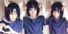 Uchiha Itachi (Naruto) Sasuke Uchiha Cosplay, Itachi Cosplay, Naruto Shippuden Sasuke, Itachi Uchiha, Boruto, Anime Cosplay, Cool Costumes, Japanese, Cosplay Ideas