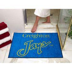 Creighton Bluejays NCAA All-Star Floor Mat (34x45)
