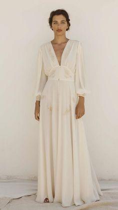 Black Wedding Dresses, Bridal Dresses, Bridesmaid Dresses, 70s Wedding Dress, Boho Wedding, Witch Wedding, Ethereal Wedding, Wedding Unique, Bling Wedding