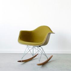 Eames rocker who says a rocker has to look like your granny should be in it