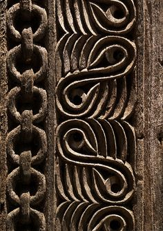 Door detail, Zanzibar, Tanzania by Eric Lafforgue, via Flickr -