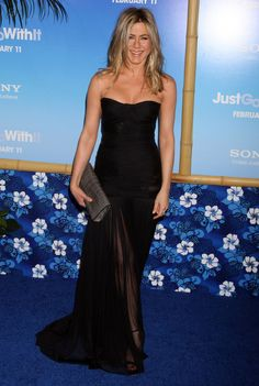 Jennifer Aniston - 'Just Go With It' New York Premiere