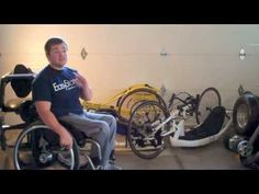 Video Blog Episode 01: Staying Active After a Spinal Cord Injury. >>> See it. Believe it. Do it. Watch thousands of SCI videos at SPINALpedia.com