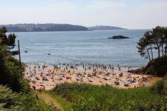 Playa de Miño: Nuestras playas: Playa de Marín