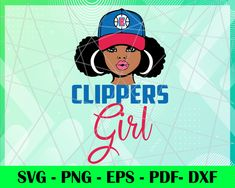Basketball Clipart, Logo Basketball, Sports Team Logos, Nba Sports, Los Angeles Clippers, Scan N Cut, All Fonts, Svg Cuts, Your Design