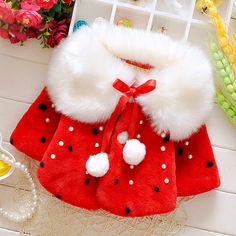 QAZIQILAND Thick Warm Baby Coat 2018 Autumn Winter Clothes For Infant Girls Faux Fur Pink Newborn Baby Jacket Casaco Infantil Get the latest womens fashion online new styles every day from dresses, and more . shop womens clothing now! Baby Outfits, Kids Outfits, Newborn Outfits, Baby Girl Winter, Winter Newborn, Winter Kids, Baby Shop Online, Baby Coat, Kids Coats