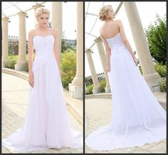 Wedding Dresses Cheap Long Dresses Chiffon Gown Sweep Train Sleeveless Custom Made Formal Wear Appliques Elegant Sequin Shiny Dresses Search Wedding Dresses Short A Line Wedding Dress From Lovemydress, $108.55| Dhgate.Com