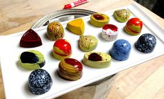 Today's Bonbons! by Pastry Chef Antonio Bachour, via Flickr