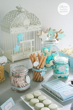 boy baby showers baby shower ideas para communion christening buffets