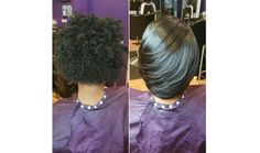 Get silky locks without flat ironing or just refresh an old press with the silk wrapping technique.