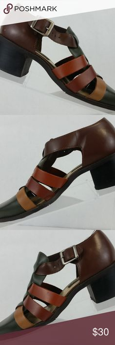 1aedee12244ed 33 Best Vintage Shoes images in 2018 | Vintage shoes, Shoes, Leather
