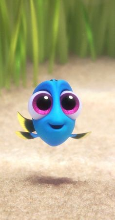 Finding Dory Baby Dory iPhone 7 case iPhone 7 plus case Pixar Movies, Disney Movies, Disney Pixar, Cute Disney Wallpaper, Cartoon Wallpaper, Dory Drawing, Dory Tattoo, Disney Drawings, Disney Magic