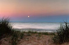 Sturgeon Bay - Lake Michigan - The best beach in Michigan!