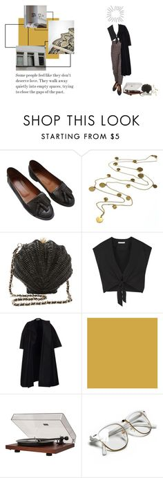 """Empty people."" by onemorerainyday ❤ liked on Polyvore featuring Topshop, Boutique by Jamie, Rodarte, Alice + Olivia, CÉLINE, Dot & Bo and Retrò"
