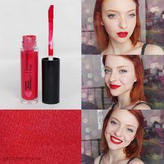 Liquid Lipstick / Batom Líquido Quem Disse, Berenice? Vermeli - Blog Hypefemme