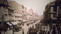 Na Prikope Central Europe, Prague, Paris Skyline, Photographs, Louvre, Building, Travel, Historia, Viajes