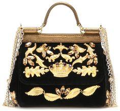 Miss-Sicily-Mini-Ornamental-Crown-Bag