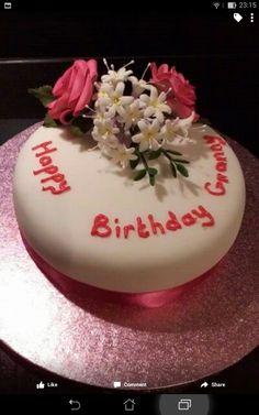Granny's cake.